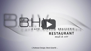 Film de promotion du bar restaurant BHV à Brest