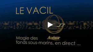 Azenor - vidéo de présentation des fonds marins à Brest