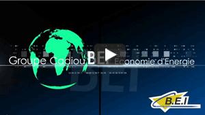 Groupe Cadiou - film et vidéo économie d'energie