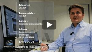 Vidéo de présentation CCI Brest - entreprise Innetech