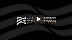 Film de présentation des formation professionnelles GUC à la CCI de Brest