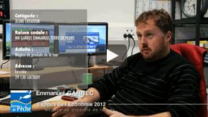 Vidéo de présentation CCI Brest - entreprise Garrec