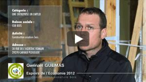 Vidéo promotion CCI Morlaix - entreprise Cobbois