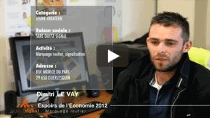 Vidéo de présentation CCI Morlaix - entreprise Ouest Signal
