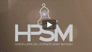 Film de présentation Hôtel de la Pointe Saint Mathieu